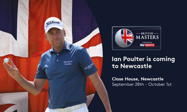 Ian Poulter set for British Masters as Close House