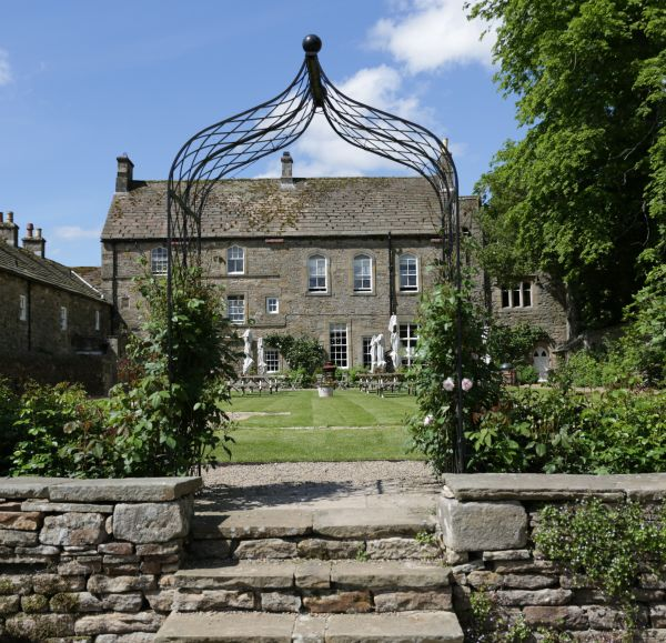 Lord Crewe Arms as Blanchland names 'Inn of the Year' by the Good Pub Guide 2018