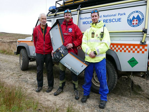 Northumberland National Park provides platform for vital research project