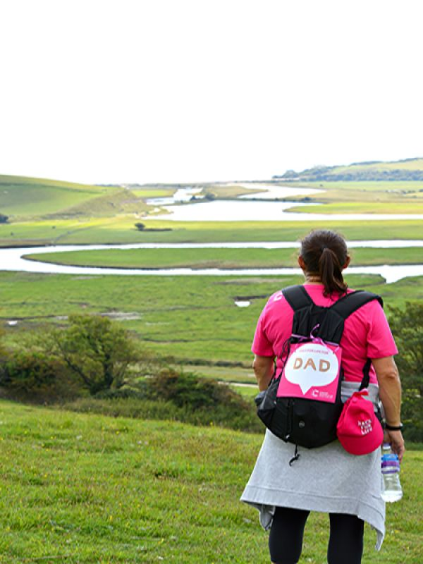 Hadrian's Wall Race For Life hike event launches