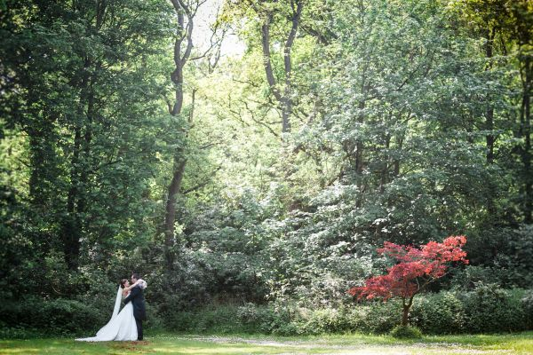 Love is in the air at Macdonald Linden Hall Golf & Country Club as wedding bookings surge