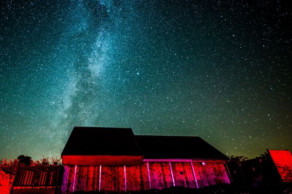 New dates announced for astrophotography breaks at Battlesteads