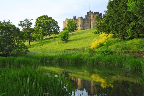 A first for Alnwick as the Castle welcomes guests to a very special Mother's Day Lunch