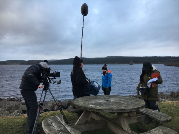 Countryfile in Kielder