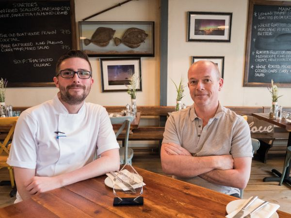Northumberland restaurant bidding for third restaurant of the year win