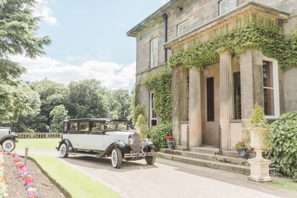 Doxford Hall gifts couples marrying in Bi-centenary Year