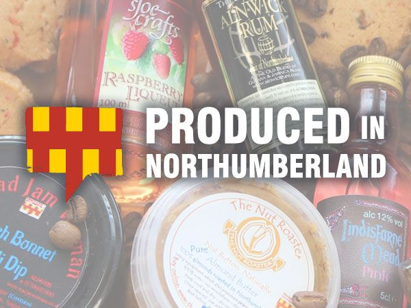 Showcasing Northumberland's finest produce in Parliament