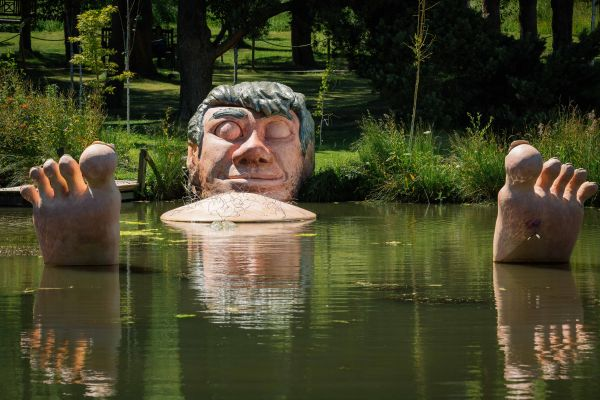 The Alnwick Garden announces GIANTS attraction that make humans look tiny