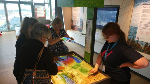 Digital Landscapes exhibition now open at the Sill