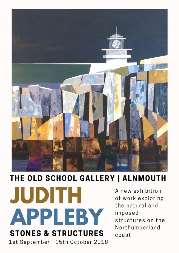 The Old School Gallery welcomes artist Judy Appleby for a solo exhibition this September