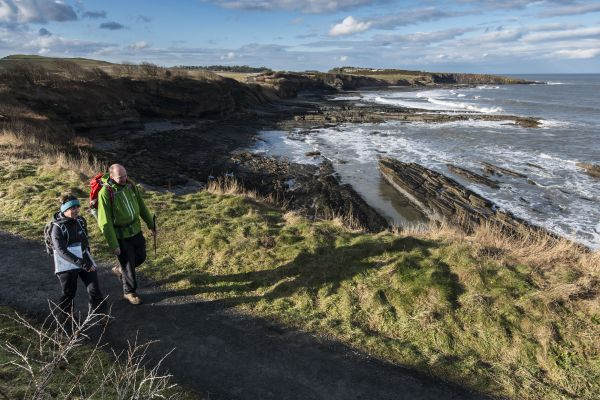 Step forward to become a Coast Path Warden