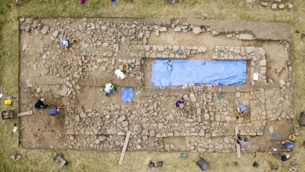 Local group's archaeology project reaches national final