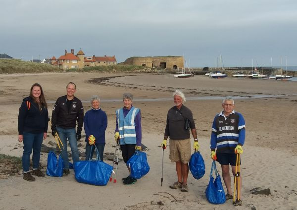 Turning the tide on beach litter