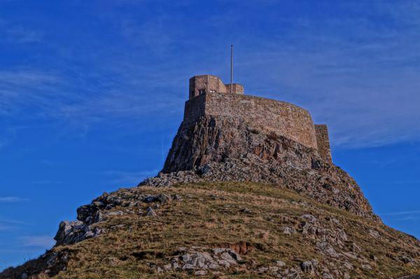 Lindisfarne Castle – back to its former glory