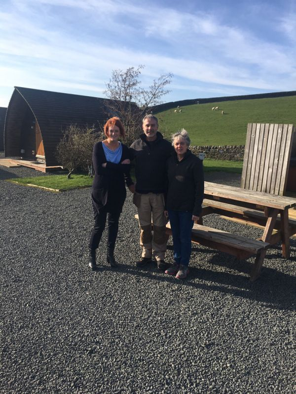 Herding Hill Farm Camping and Glamping Site acquired by WCF Ltd