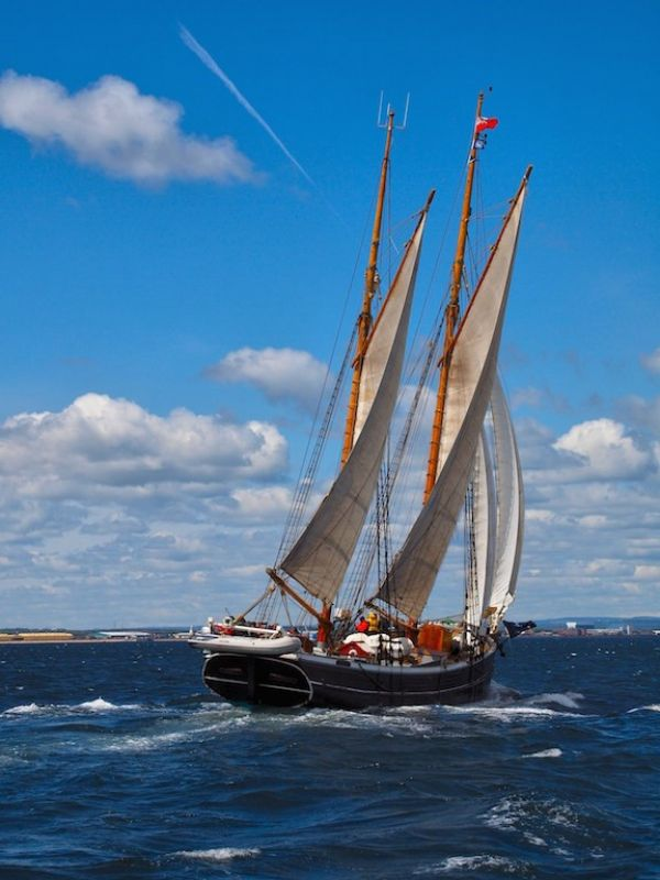 Adventurers channel Blyth spirit for sea voyage around Britain