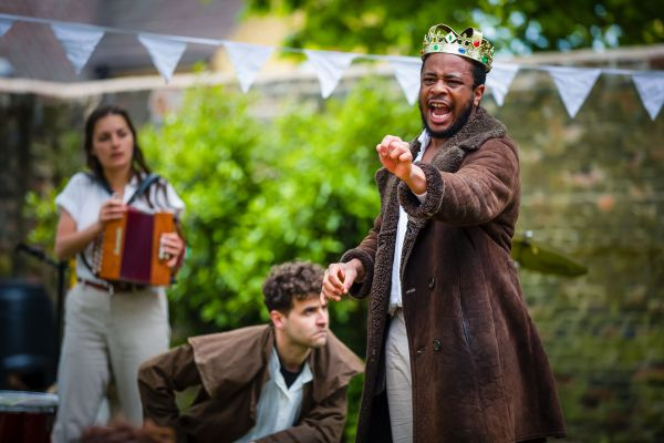 Magical outdoor Shakespeare performances at Hulne Abbey and Alnwick Castle