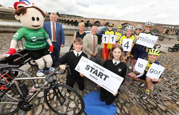 North of Tyne takes centre stage for national cycle race