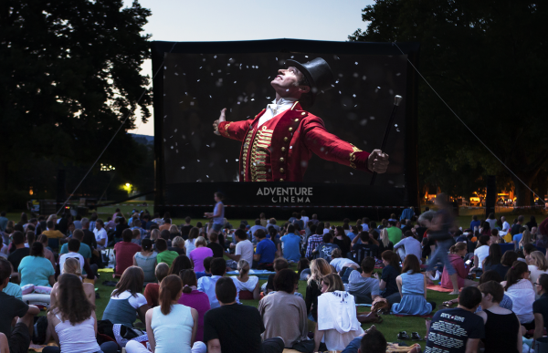 Cinema under the Stars at Alnwick Castle!