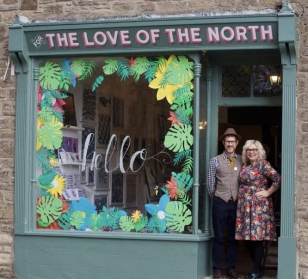 For the Love of the North comes to Northumberland