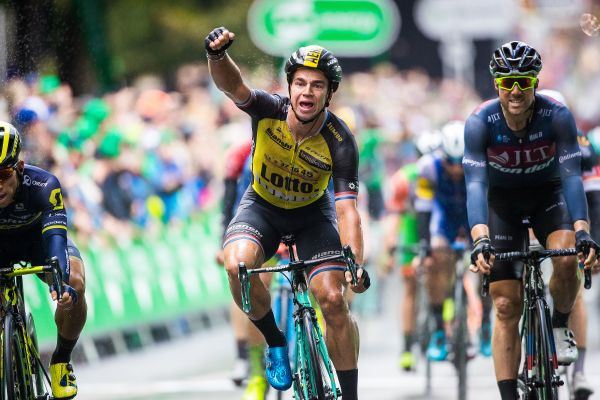Four time Tour de France stage winner Dylan Groenewegen returns to OVO Energy Tour of Britain
