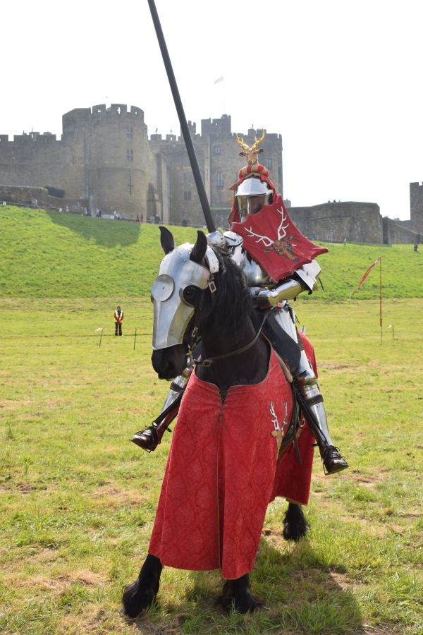The mighty Joust of the North! Saturday 3rd – Wednesday 7th August!