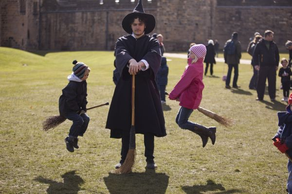 Wizarding Week at Alnwick Castle