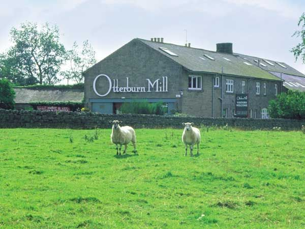 Business as Normal for Otterburn Mill after flood