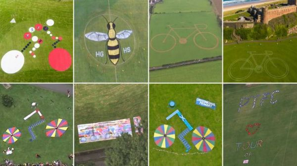 Vote for the 2019 National Land Art Competition winner!