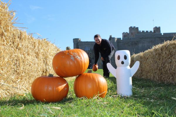 Have a scream of a time at Bamburgh Castle this Hallowe'en