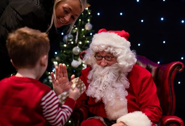 Christmas at Woodhorn