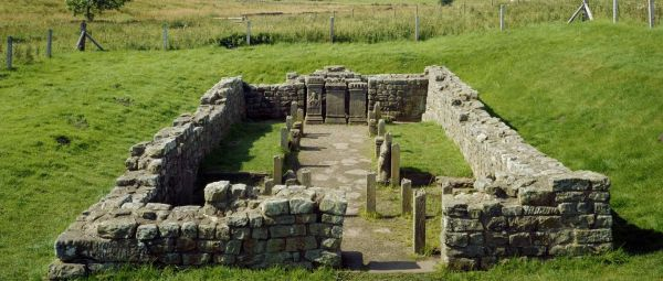 Hadrian's Wall Roman Fort given to the nation