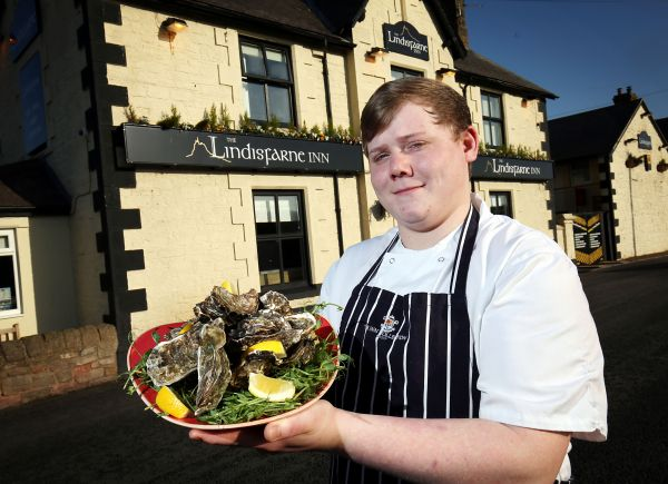 An oyster love story - Get a taste of romance at the Lindisfarne Inn this Valentine's Day