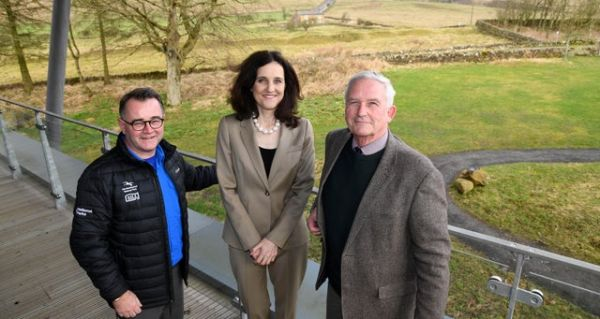 Northumberland National Park praised by Secretary of State