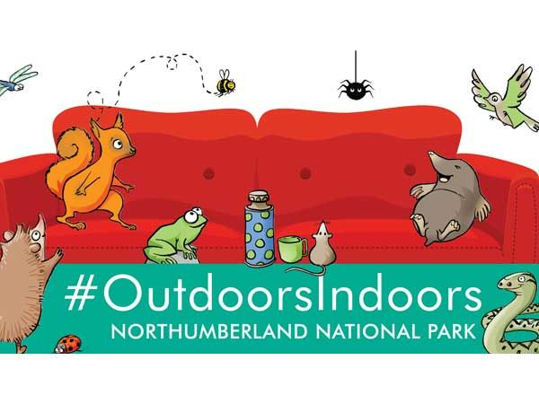 National Park's #OutdoorsIndoors Campaign Helps People Escape To Nature Without Leaving Their Home