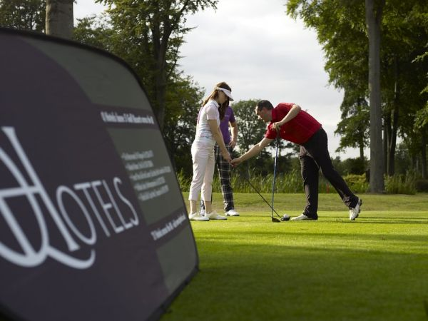 Slaley hall extends golfing thank you to key workers