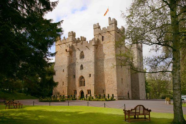 Langley Castle Gets off to Flying Restart
