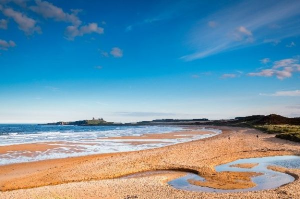 Northumberland's beaches come as the least-trodden but the highest ratedBeach Named Most Underrated In England
