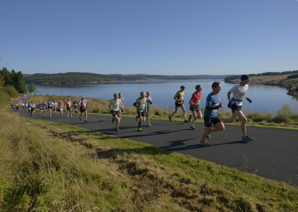 Britain's most beautiful marathon goes virtual to support local NHS charity