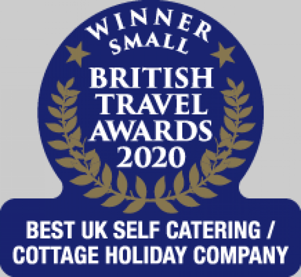 Coquet cottages wins prestigious british travel award
