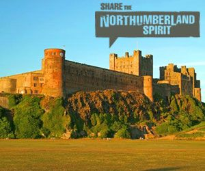 Vote for Northumberland