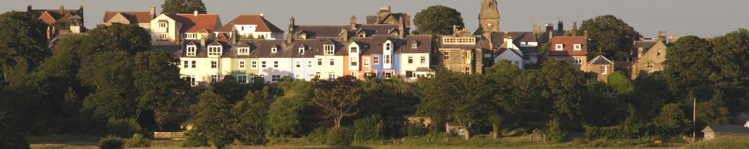 Alnmouth cottages