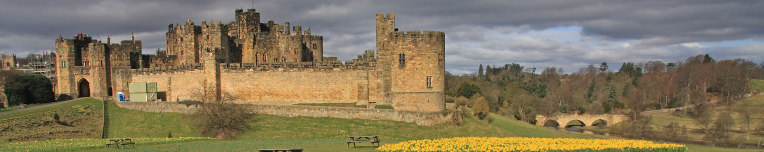 Easter in Northumberland