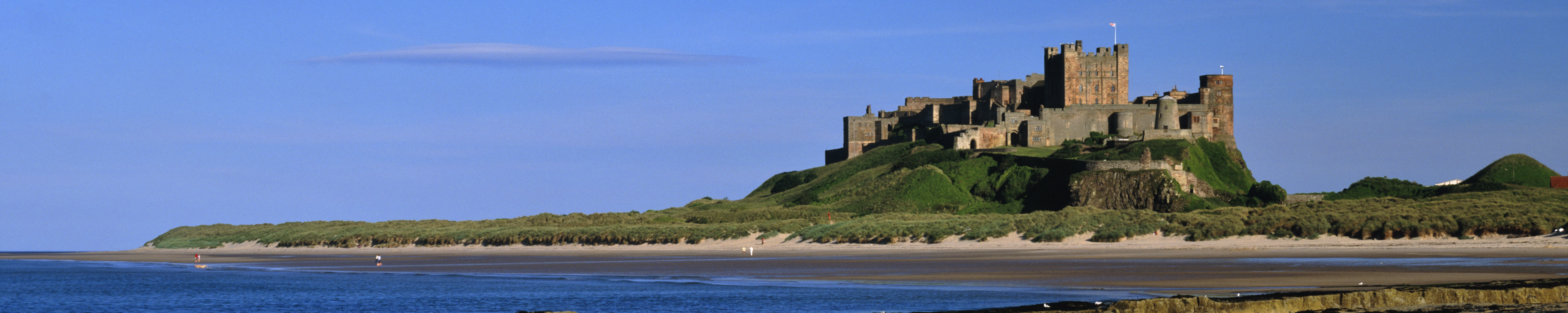 Lindisfarne Castle secures £1.2 million for major enhancement project