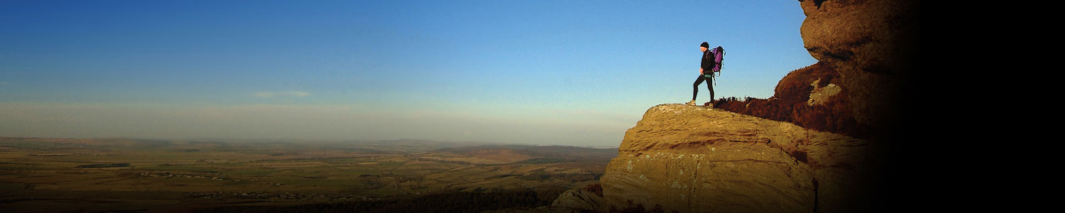 Northumberland National Park invites budding artists to print the view