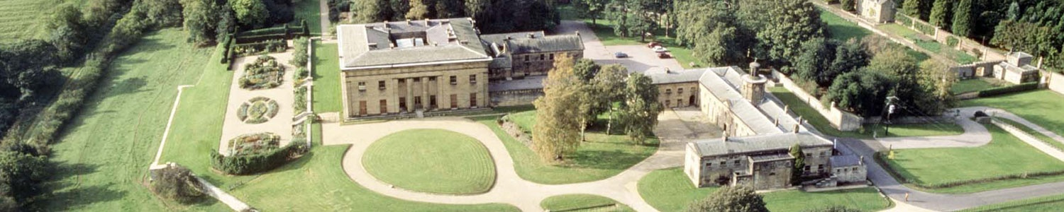Belsay Hall, Castle and Gardens