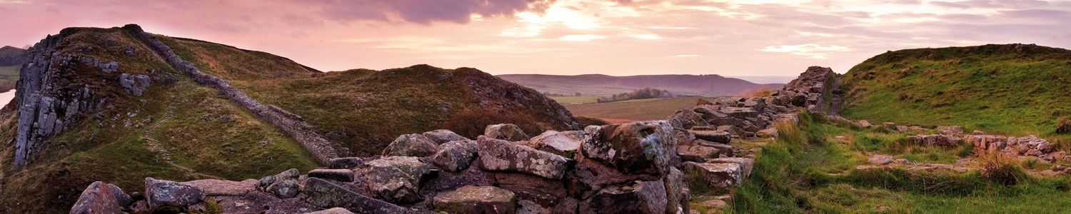 Hadrian's Wall Country Talks, Trails App And Prizes