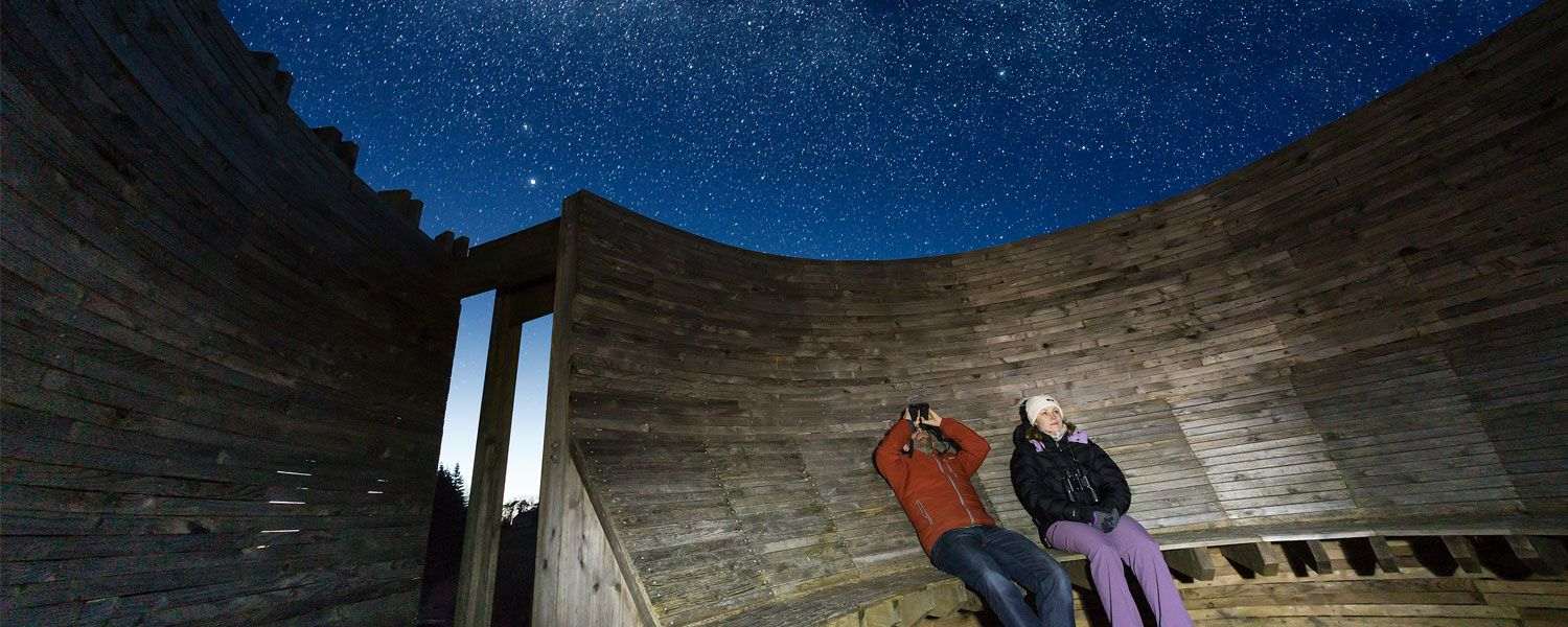 Discover our skies at #NlandStars