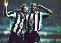Ferdinand & Shearer Reunite