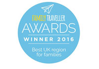 Best UK Family Region 2016